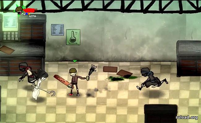 скачать игру Charlie Murder на компьютер - фото 6