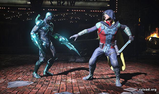 Injustice 2 игра на компьютер скачать торрент