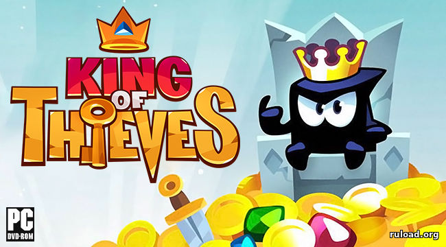 King of Thieves на компьютер