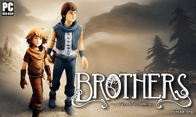 Brothers A Tale of Two Sons скачать торрент