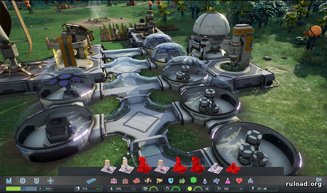 Игра Aven Colony на PC