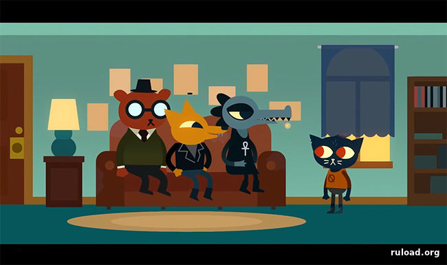 Night in the Woods репак