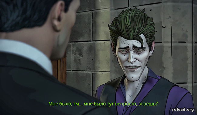 Batman The Enemy Within репак