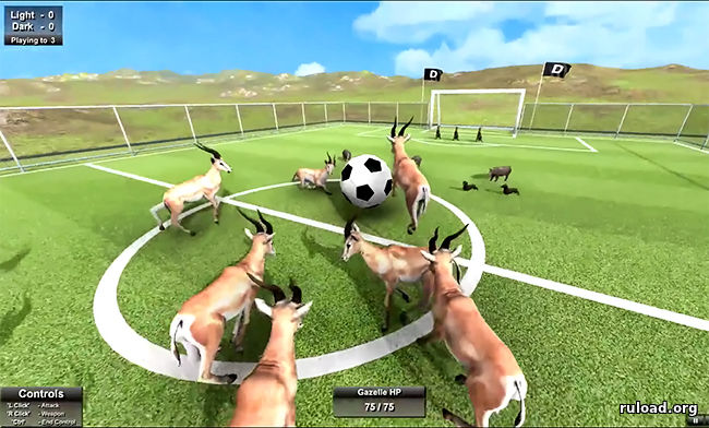 Игра Beast Battle Simulator