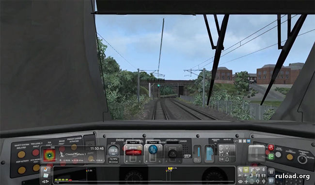 Русская версия Train Simulator 18