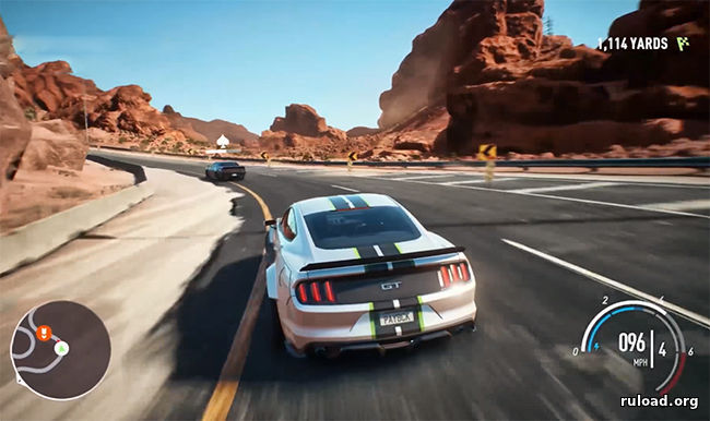 Need for Speed Payback на русском языке