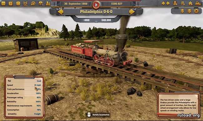 Railway Empire русская версия