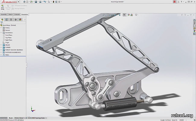 SolidWorks 2018 SP 64-bit