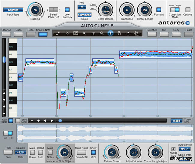 how to use autotune in fl studio