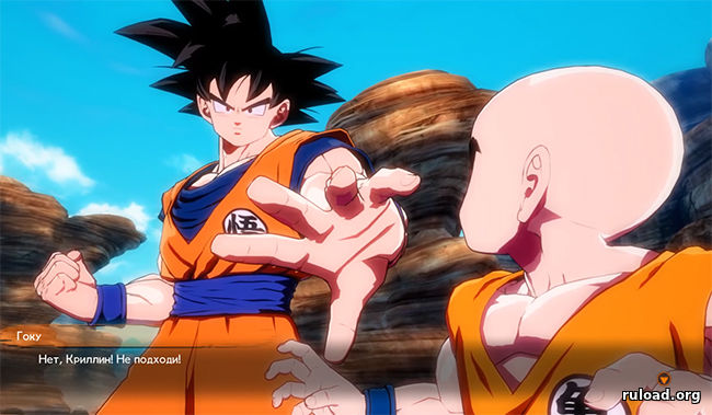 Dragon Ball FighterZ на русском
