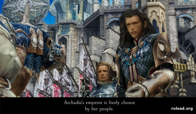 Final Fantasy XII The Zodiac Age на PC