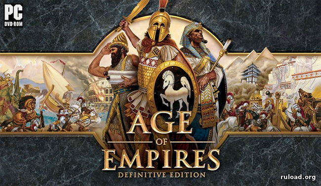 Age of Empires Definitive Edition скачать торрент