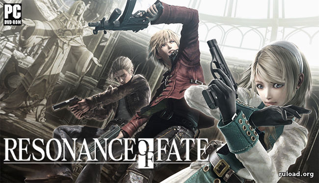 Resonance of Fate END OF ETERNITY 4K скачать торрент