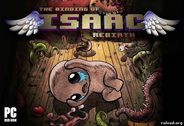 Скачать the binding of isaac на русском торрент