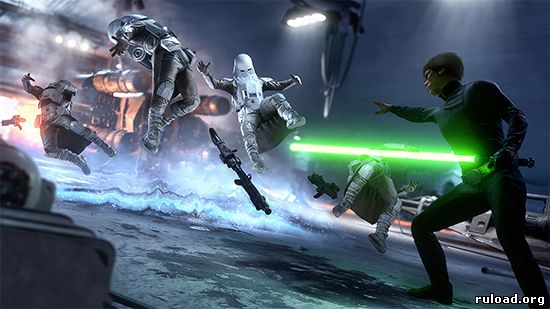 Star Wars Battlefront 3 для PC