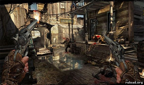 Call of Juarez Gunslinger на русском