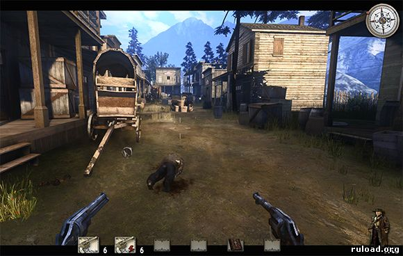 Call of Juarez для PC