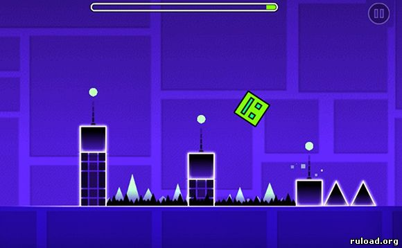 Игра Geometry Dash для Windows PC