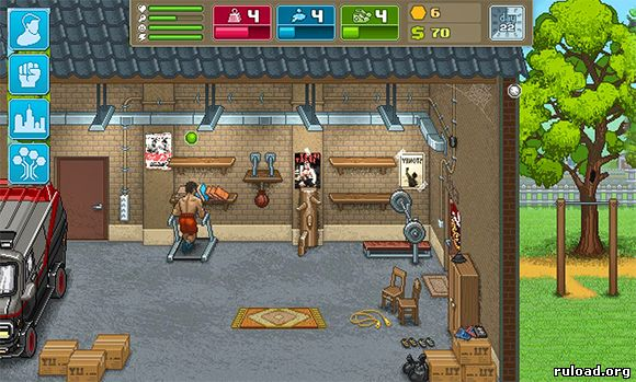 Игра Punch Club для ПК