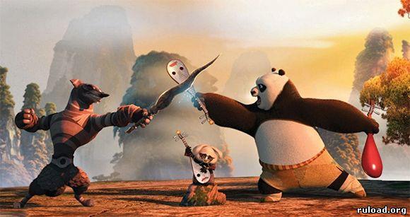 Кунг-фу панда 2 / kung fu panda 2 (2011) скачать торрент » торрент.