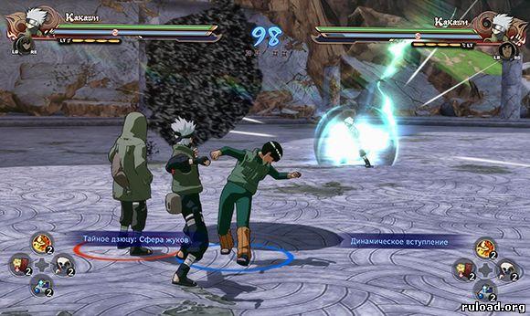 Наруто Игра На Компьютер Naruto Ultimate Ninja 4 Скачать Торрент - фото 5