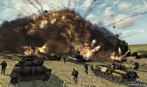 World in Conflict Complete Edition на русском языке