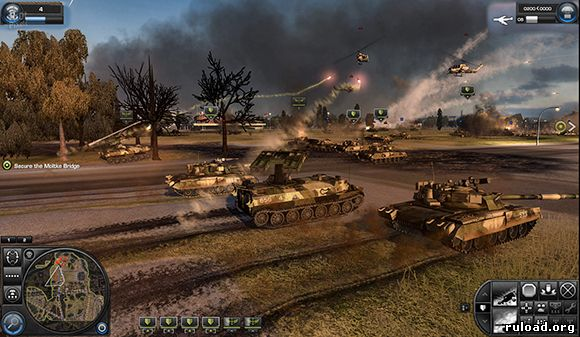 World in Conflict Soviet Assault скачать
