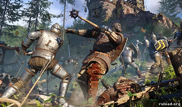 Игра Kingdom Come Deliverance на PC
