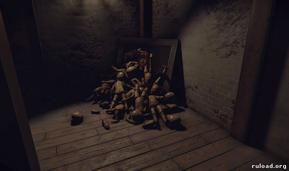 Игра в жанре хоррор Layers of Fear