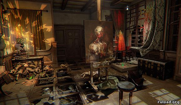 Layers of Fear на русском