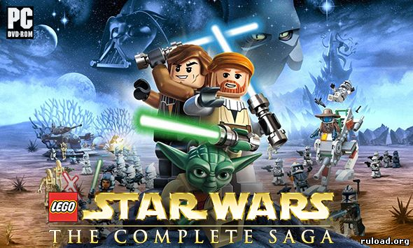LEGO Star Wars The Complete Saga скачать торрент