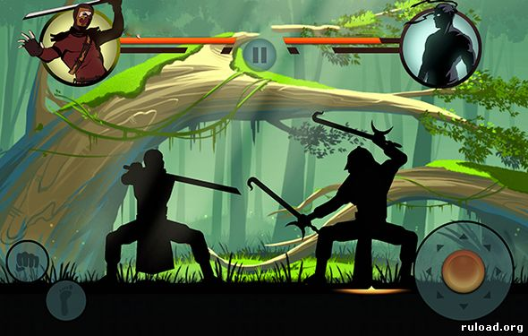 Игра Shadow Fight 2 для PC