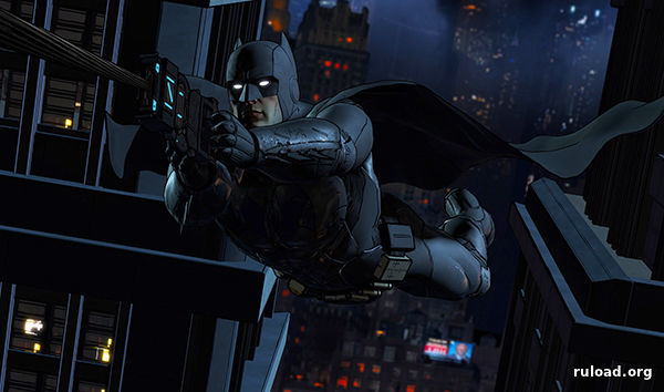Batman The Telltale Series все эпизоды