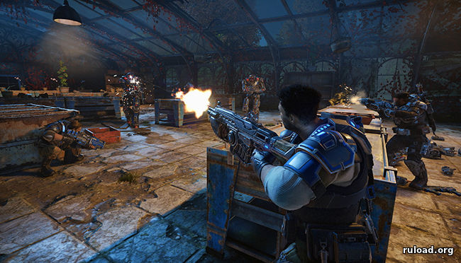 Gears of War 4 для PC