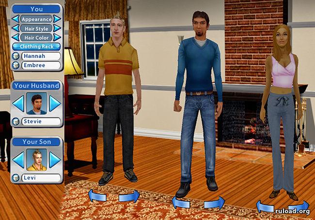 отчаянные домохозяйки играть онлайн