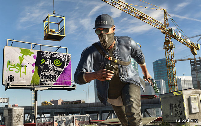 Watch Dogs 2 для PC на русском языке