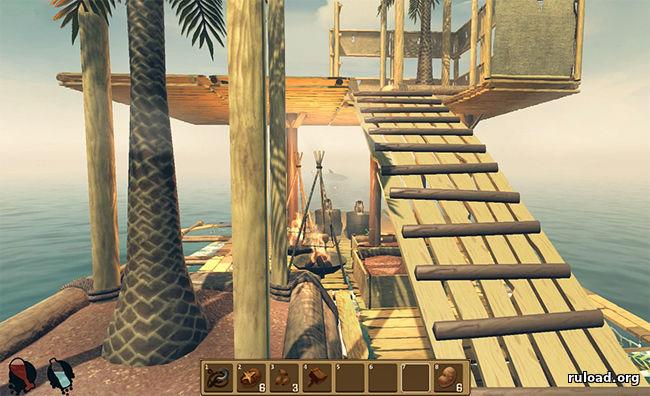 Raft Игра Скачать Торрент На Русском - фото 9