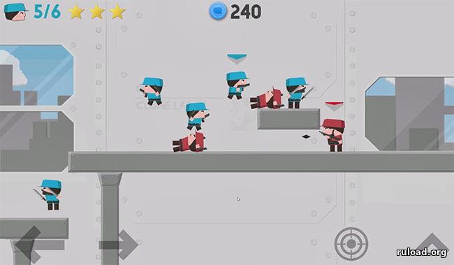 скачать игру clone armies на пк