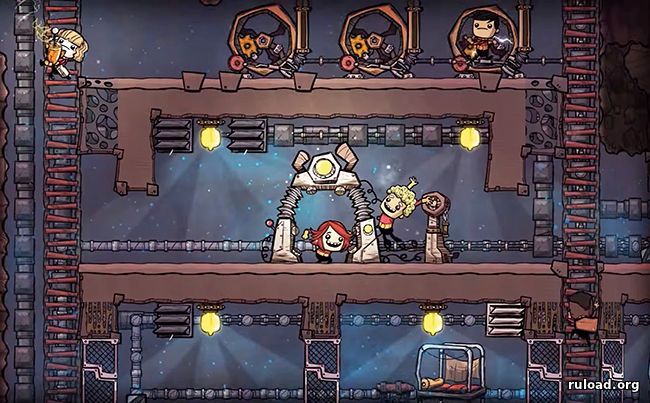 Игра Oxygen Not Included для PC