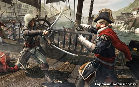 Assassin's Creed IV: Black Flag на PC