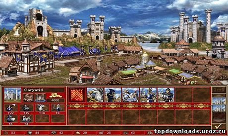 Heroes of Might and Magic III на android
