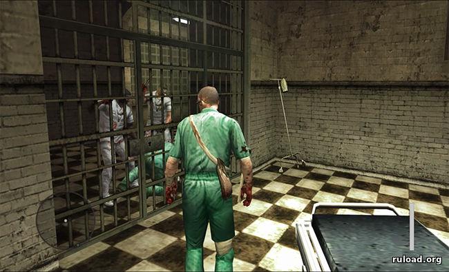 скачать игру Manhunt 2 через торрент от механиков - фото 7