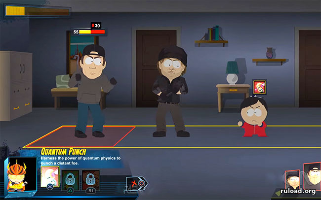 South Park The Fractured But Whole на русском