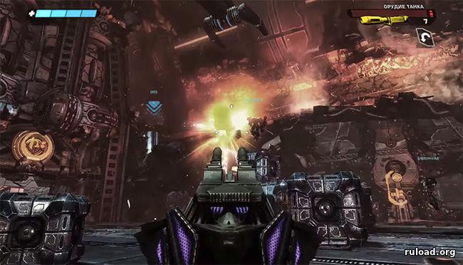 скачать игру трансформеры битва за кибертрон на андроид