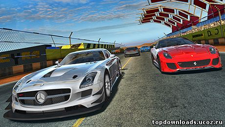 GT Racing 2 The Real Car Experience на android