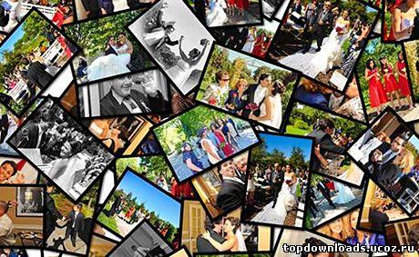 как сделать коллаж из фотографий на планшете