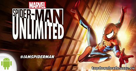 Spider-Man Unlimited на android скачать