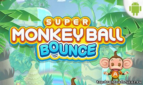Super Monkey Ball Bounce на android