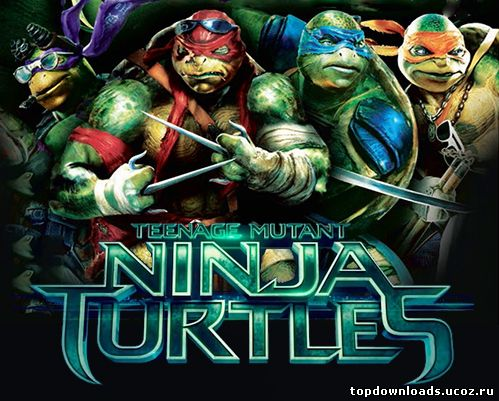 Teenage Mutant Ninja Turtles на android