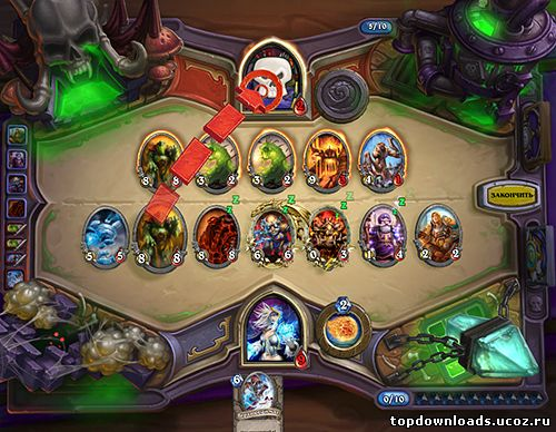 Колода Hearthstone: Heroes of Warcraft